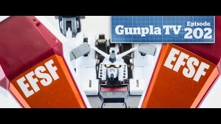 Gunpla TV - 202 - HG Thunderbolts! Grimgerde, Efreet, & The Waff! - Hlj.com