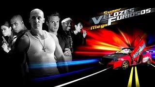Super Velozes, Mega Furiosos - Completo HD