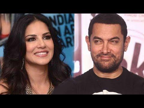 Sunny Leone FLIRTS with Aamir Khan on Twitter
