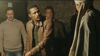 انفعال زين القناوي علي المساجين بعد اتهامه بقتل مسجون - مسلسل نسر الصعيد - محمد رمضان