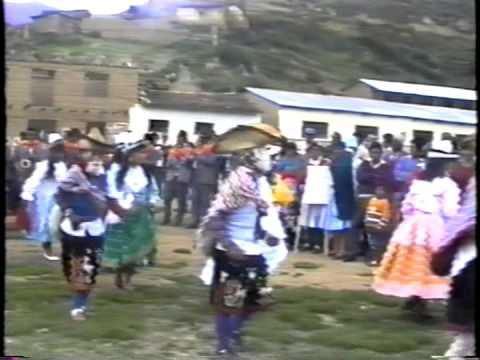 Los Tarumas De Tarma Cantata Andina Santiago Tarma Perú
