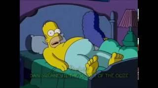 Casada con la mancha - Los Simpson (Parte 1/2)