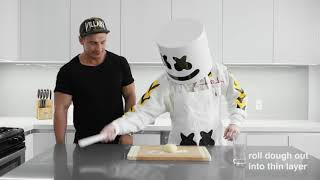 Cooking with Marshmello  How To Make Pierogies Feat  Vitaly