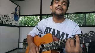 Tu hi re  / Bombay /AR Rahman/ Hariharan | guitar cover by pushkar singh |