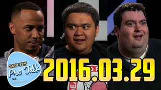CPT SF5: Mike Ross ft. Marn, Floe 2016.03.29 [720p60] Capcom Pro Talk