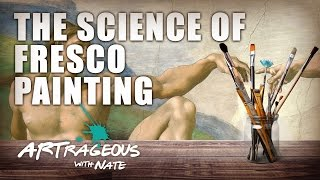 Michelangelo & The Science of Fresco Painting   Chemistry Meets Art