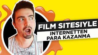 Film Siteleri Sayesinde İnternetten Para Kazanma