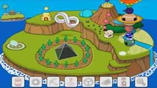 Grow Island Walkthrough (Max level + Alien Bonus) 1080p