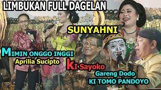 LIMBUKAN GAYENG  #SUNYAHI MIMIN APRI SUCIPTO KI SAYOKO#KI TOMO PANDOYO HD