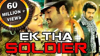 Ek Tha Soldier (Shakti) Hindi Dubbed Full Movie | Jr. NTR, Ileana D