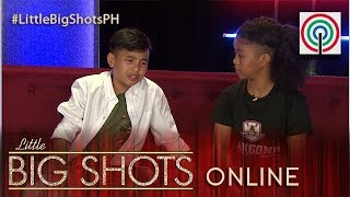 Little Big Shots Philippines Online: Lovely | Young Weightlifter