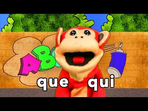 Xxx Mp4 Sílabas Que Qui El Mono Sílabo Videos Infantiles Educación Para Niños 3gp Sex