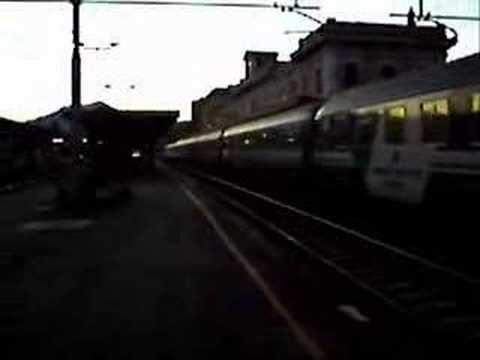 Trains In Cavi and Sestri Levante