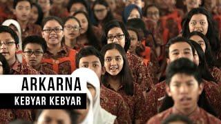 ARKARNA - Kebyar Kebyar (Official Music Video)