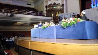 Tarek zia speech in london