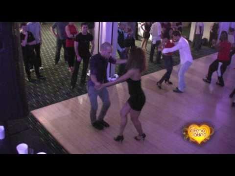 Ataca Jorge & Tanja La Alemana 2 sexy 2 sensual