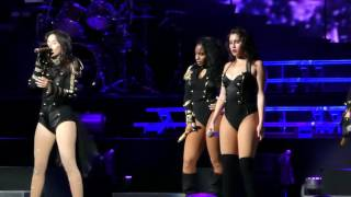 Fifth Harmony - Scared of happy live Tampa 7/27 Tour