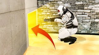 HE WAS HIDING IN A HIDDEN ROOM! (GMOD Funny Moments)