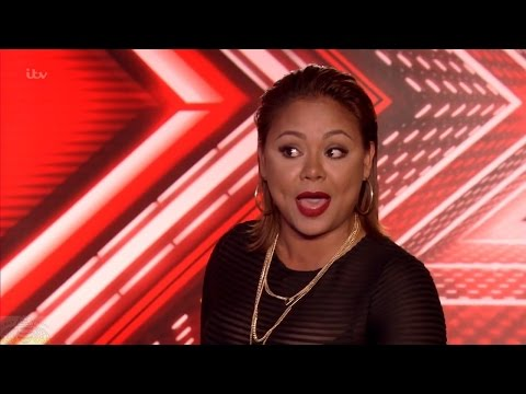 watch The X Factor UK Week 3 Auditions Ivy Grace Paredes Full Clip S13E06