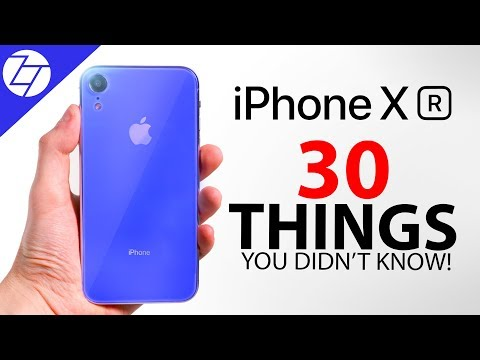 iPhone XR 30 Things You Didn t Know