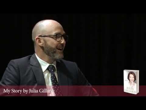Q&A with Julia Gillard, author of My Story – Part 3