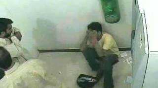 Karachi ATM Robbery