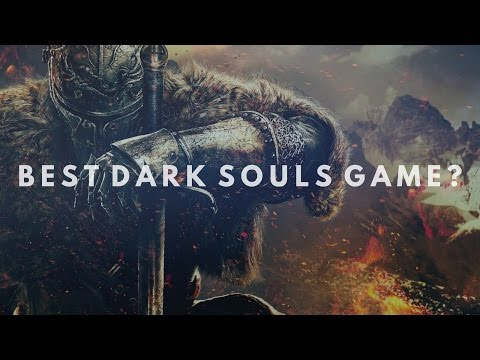 What's your favorite Dark Souls game?