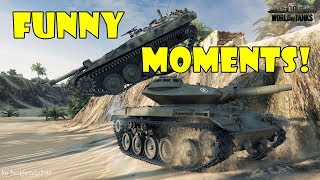 World of Tanks - Funny Moments | Week 3 June 2017