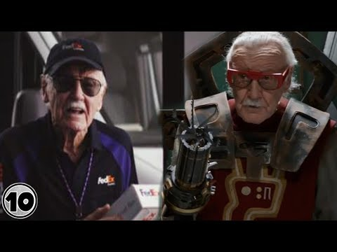 Xxx Mp4 Top 10 Iconic Stan Lee Cameos 3gp Sex