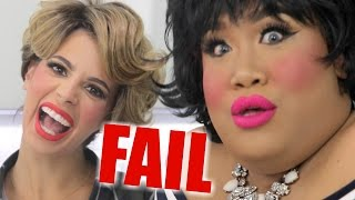 DIY Homemade Dips FAIL   Brenda and Shirley Show