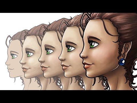 Digital Painting in 5 EASY STEPS! - Tutorial