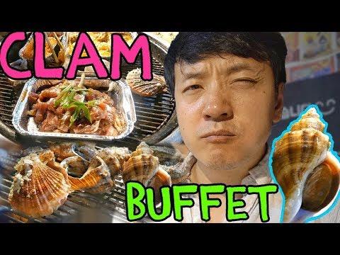 Xxx Mp4 All You Can Eat Korean CLAM Buffet 3gp Sex