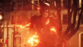 The Flash - Borrowing Problems From The Future | official trailer (2017)
