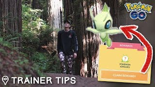 The Search for Celebi (HOW TO GET CELEBI IN POKÉMON GO)