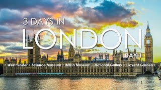 3 giorni a Londra | Che bel tour de force! | DAY 1| ENG SUBS | ✌