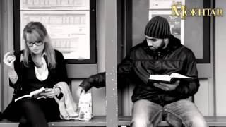 قصة رائعة مسلم و إمرأة غير مسلمة     مترجم
