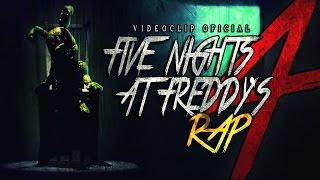 FIVE NIGHTS AT FREDDY'S 4 RAP「Pesadilla en Mí Habitación」║ VIDEOCLIP OFICIAL ║ JAY-F