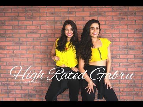 High Rated Gabru   Guru Randhawa   Team Naach Choreography