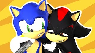 Sonic and Shadow  -  Funny 3D Animation  -  (29:00 minutes)