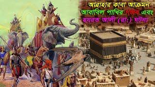 Nasirullah Chadpuri waz আব্রাহার কাবা আক্রমন || আবাবিল পাখির গজব এবং