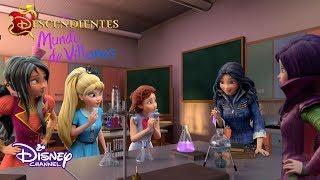 Reacción Química | Descendientes Mundo de Villanos