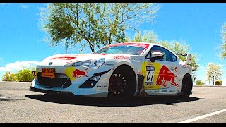 Exclusive Red Bull FR-S Drive