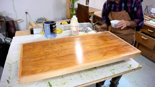 A simple varnish