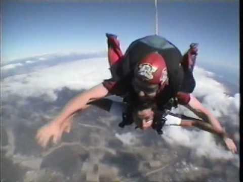 Joey Sky Diving