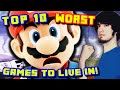 Top 10 Worst Video Game Worlds To Live In! - free online casino Pbg