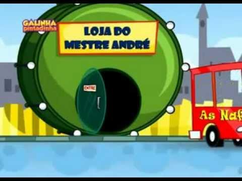Mestre André DVD Galinha Pintadinha 2