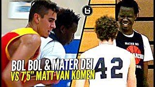 Bol Bol & Mater Dei vs 7