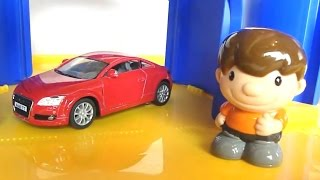 CAR WASH | Videos For Children | Videos for kids |  Toy cars