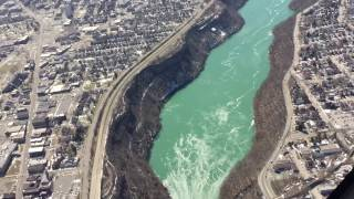 #1 Best Helicopter Ride | Commentary | Niagara Falls