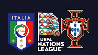 FIFA 19 ITALY VS PORTUGAL UEFA NATIONS LEAGUE